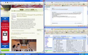 Winsplit revolution schermen indelen gigitaal for Woonkamer indelen programma