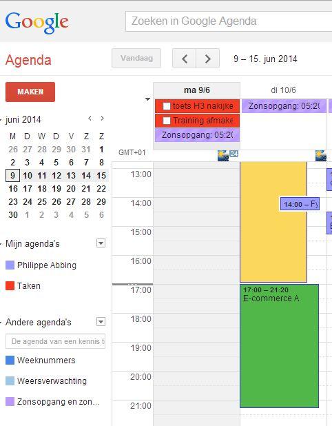 google_agenda_taken